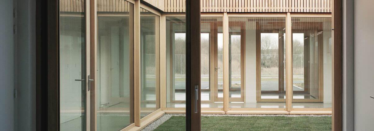 کاربرد پلی کربنات در معماری