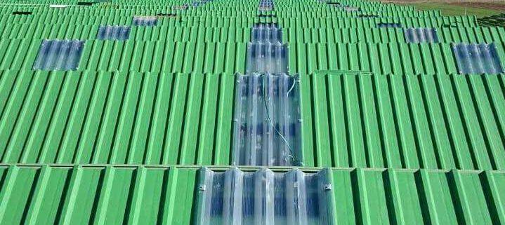 پلی کربنات ، پلی کربنات کروگیت شده ، پروژه پلی کربنات