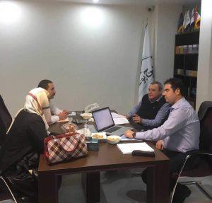 آقای شاه محمدی , مدیرعامل شرکت گالینا ایران